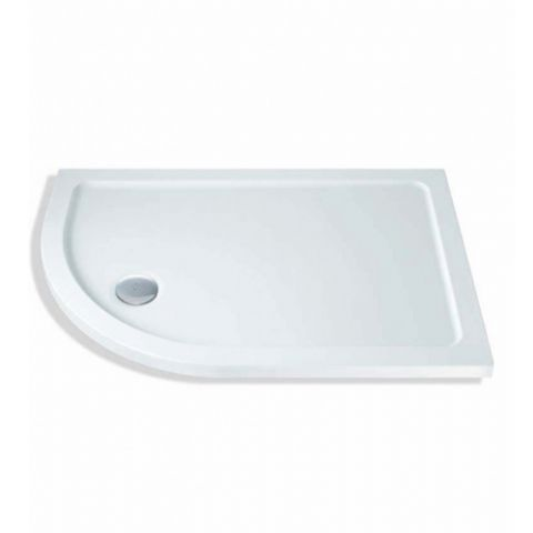 Mx Elements Offset Quadrant Shower Trays Popular Sizes Range